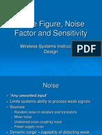 Fundamentals in Noise Figures
