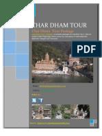 Char Dham Yatra PDF