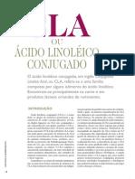 ácido linoléico conjugado CLAE