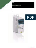 Manual do Usuário_PT_ACS355