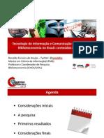 Tecnologia de Informação e Comunicação no ensino de Biblioteconomia no Brasil