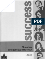 Success Elementary Test Book[1]