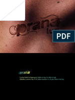 Revista Prana n 1 . Luz