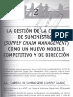 Gestión de la Cadena de suministración. pág 23-38