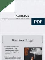 Smoking Bio