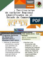 Proyectos Territoriales Campeche