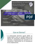5. Manifestaciones Clinicas de La Diarrea 2-2