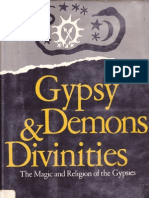 Gypsy Demons and Divinities