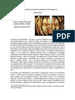 Reflexiones y Ocurrencias Sobre Lo Masculino-Cafe Coloquio