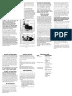 ECHO SRM 225 Manual | Gasoline | Carburetor