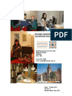 Volunteer Policy 2011