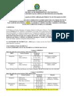 Edital Matricula No 08 2012 Psct2012 Ifpb Retificado