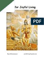 Gita for Joyful Living- Part II