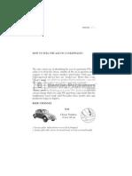 Volkswagen Beetle Spotter's Guide