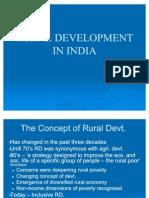 Final Rural Development in India