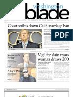 washingtonblade.com - volume 43 issue 6 - february 10, 2012