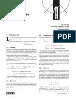 Ecuaciones de  Reacción-Difusió