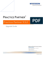 Practice Partner Upgrade Guide 952 INST