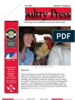 Poultry Press (Winter 2011-2012)