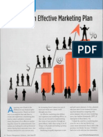 4 Steps for an Effective Marketing Plan