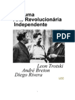 Leon Trotsky - André Breton - Diego Rivera - Por uma Arte Revolucionária Independente
