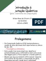 Introducao a Computacao Quantica 2010