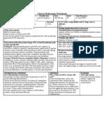 Darvocet (Propoxyphene Napsylate/Acetaminophen)