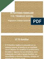 El Sistema Familiar y Trabajo Social
