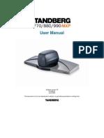 TANDBERGMXPUserManual