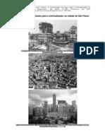 A constituição das bases para a verticalização na cidade de São Paulo