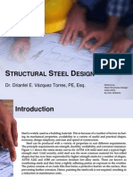 Structural Steel Design Course Part I