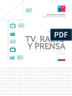 Reporte Tv Radio Prensa