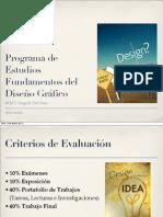 Programa de Estudios FDG - Jdeltoro