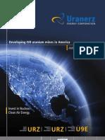 Uranerz AR 2011 and Proxy Document