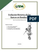Evolucion Historica de Los Bancos en Honduras