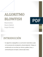 ALGORITMO BLOWFISH
