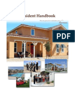 Resident Handbook 2009 Irwin