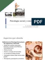 Psicología social y comunitaria by José Alonso Andrade Salazar