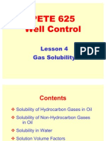 4. Gas Solubility