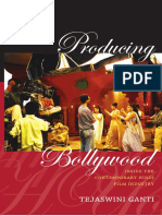 Producing Bollywood by Tejaswini Ganti