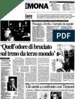 """Vita da pendolare (""""La Provincia"""", 17-01-2012, p. 14)"""