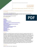 Hydrogels From Poly (Acrylic Acid) Car Boxy Methyl Cellulose [1][1]