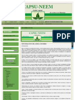 informacion árbol de neem
