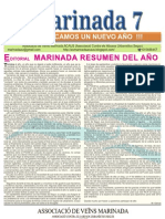 Marinada 7 nº 18 Enero 2012