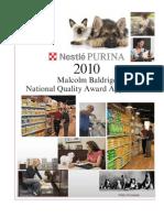 Nestle Purina Report