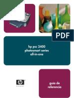 Manual Hp Multifuncional 2410