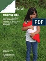 Peru en El Umbral de Una Nueva Era