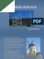 Energia Eolica- Ana Sanchez Hermida