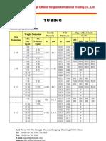 Especificaciones Tecnicas Tubing[1]