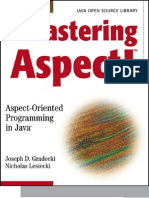 Mastering Aspectj Aspect Oriented Programming in Java